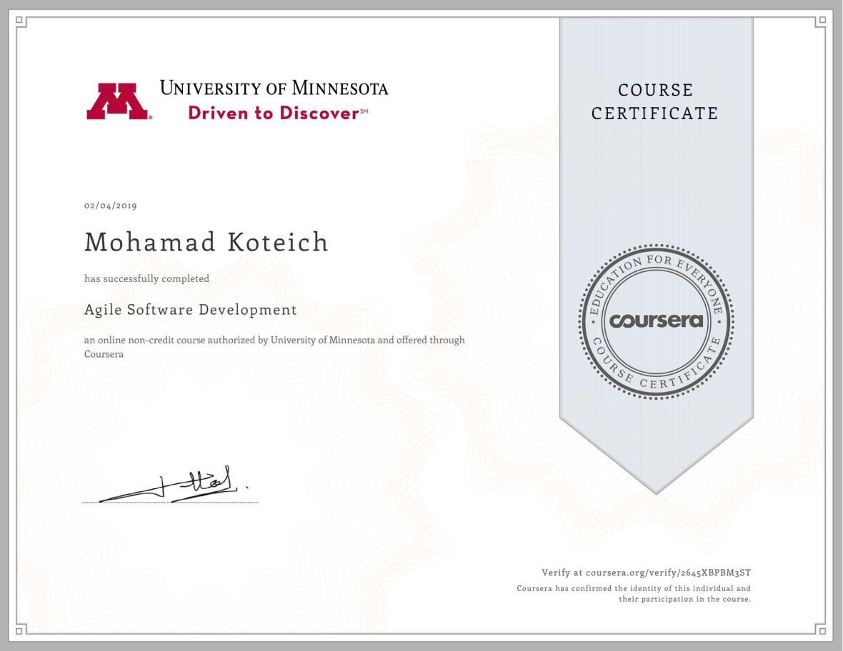 Certificate_Agile_SW_Dev